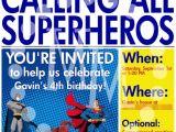 Birthday Invitation Template Superhero 40th Birthday Ideas Birthday Invitation Template Superhero