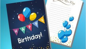 Birthday Invitation Templates Corel Birthday Invitation Template Free Vector Download 20 967