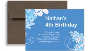 Birthday Invitation Templates for 4 Year Old Boy 40th Birthday Ideas 4 Year Old Birthday Invitation Templates