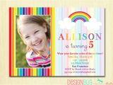 Birthday Invitation Wording for 7 Year Old Boy 5 Years Old Birthday Invitations Wording