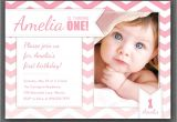 Birthday Invitation Wording for One Year Old Free E Year Old Birthday Invitations Template