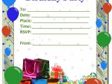 Birthday Party Invitations for 12 Year Olds Birthday Birthday Invitation Template Word Birthday