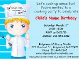 Birthday Party Invite Wording Drop Off Party Invitations