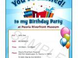 Birthday Party Text Invite Text Invitation Birthday Party Invitation Librarry