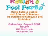 Birthday Pool Party Invitation Wording Adult Pool Party Quotes Quotesgram