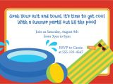 Birthday Pool Party Invitation Wording Pool Birthday Party Invitation Wording Mickey Mouse