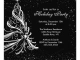 Black and White Christmas Party Invitations Holiday Party Invitation Backgrounds Free