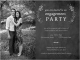 Black and White Engagement Party Invitations 9 Black and White Party Invitations Jpg Psd Vector