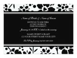 Black and White Engagement Party Invitations Black and White Photo Engagement Party Invitations Zazzle
