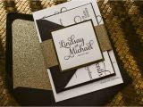 Black Tie On Wedding Invitation Real Wedding Lindsay and Michael Black Tie Wedding
