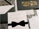 Black Tie On Wedding Invitation Wedding Inspiration Black Tie Affair Pretty Happy Love