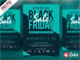 Blackout Party Invitations Templates Black Friday Sale Flyer Template Psd Download Download Psd