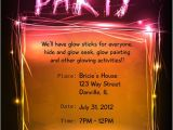Blackout Party Invitations Templates Unavailable Listing On Etsy