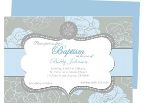 Blank Baptism Invitation Cards Chantily Baby Baptism Invitation Templates Printable Diy
