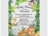 Blank Monkey Baby Shower Invitations Baby Shower Invitation Unique Blank Monkey Baby Shower