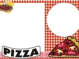 Blank Pizza Party Invitation Template Pizza Party Free Printable Invitations Oh My Fiesta