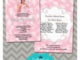 Blank Quinceanera Invitations Pink Quinceanera Invitations Sparkls 15th Birthday