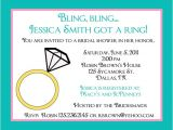 Bling Bridal Shower Invitations 20 Personalized Bridal Shower Invitations Bling by Partyplace