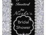 Bling Bridal Shower Invitations Bridal Shower Invitations Bridal Shower Invitations with