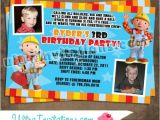 Bob the Builder Birthday Party Invitations Bob the Builder Invitations 2