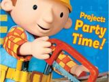 Bob the Builder Birthday Party Invitations Penny S Parties Bob the Builder Contruction Party