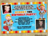 Bob the Builder Party Invitations 13 Best Images About Bob the Builder Invitations On