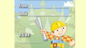 Bob the Builder Party Invitations Bob the Builder Party Invitations In Packs Of 20 Party