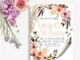Boho Chic Birthday Invitation Template 25 Best Ideas About Birthday Invitation Templates On