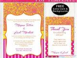 Bollywood Party Invitations Free Diy Bollywood Party Invitation Bright Fuschia by Belleculture