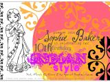 Bollywood Party Invitations Free Restlessrisa Indian Bollywood Party Part 1 Invitations