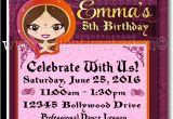 Bollywood theme Party Invitation Card Printable Digital Bollywood Party Birthday Invitation Di
