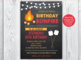 Bonfire Party Invitations Free Bonfire Invitation Camp Invitation Bonfire Party