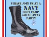 Boot Camp Going Away Party Invitations 17 Best Images About Military On Pinterest Us Marine