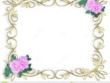 Borders and Frames for Wedding Invitation 7 Best Images Of Free Printable Wedding Invitation Borders