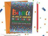 Bounce Party Invites Jump Birthday Invitation Bounce Birthday Invitation