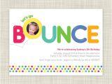 Bounce Party Invites Sponsor Love Inkwell Design Studio Free Printable