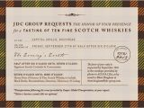 Bourbon Tasting Party Invitations Kudzucreative Com Scotch Whisky Tasting