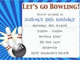 Bowling Party Invitation Template Word Mother Duck Said Quot Lets Party Quot Ten Pin Bowling Party