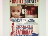 Boxing themed Party Invitations Boxing theme Invite Design Pinterest Memories