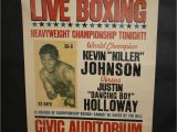 Boxing themed Party Invitations Small Wonders Justin 39 S Boxing Party