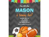 Boys Sports Birthday Invitations Birthday Party Invitation for Girls Birthday Party Boys