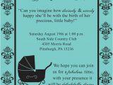 Breakfast at Tiffany S Baby Shower Invites Breakfast at Tiffany theme Baby Shower Invitation