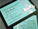 Breakfast at Tiffany S Bridal Shower Invitations Tiffany Bridal Showers Invitations Sets Bridal Shower