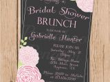 Bridal Shower Brunch Invitation Template Brunch Bridal Shower Invitations Gangcraft Net