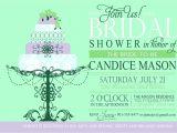 Bridal Shower E-invites Free Bridal Shower Invitation Custom Printable Digital