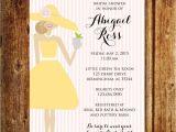 Bridal Shower Hat Invitations Derby Bridal Shower Invitation Kentucky Derby Hat Bridal
