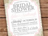 Bridal Shower Invitation Ideas Homemade Diy Wedding Shower Invitations Diy Bridal Shower