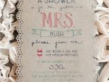 Bridal Shower Invitation Ideas Homemade Handmade Wedding Ideas Bridal Shower Invite