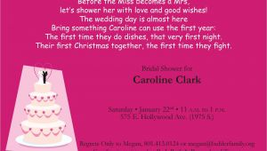 Bridal Shower Invitation Poems and Quotes Bridal Shower Invitations Bridal Shower Invitation Poems