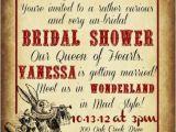 Bridal Shower Invitations Alice In Wonderland theme 22 Fairy Alice In Wonderland themed Bridal Shower Ideas